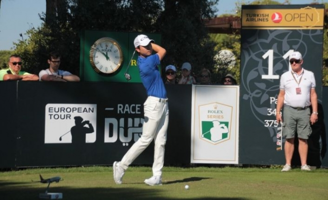 Turkish Airlines Open 2018'de ilk günün lideri Paul Dunne